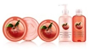 The Yummy Vineyard Peach Collection (& More Fall Offerings) from The Body Shop @bodyshopusa