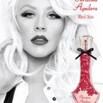 christina fragrance poster