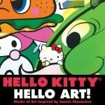 book hello kitty hello art