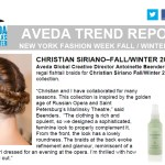 christian siriano trend report