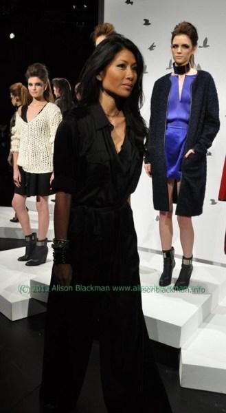 Fashion Week Fall/Winter 2013 Runway Report: Monika Chiang  @Monika_Chiang #fashion #MBFW2013