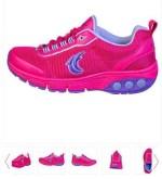 therafit shoe pink