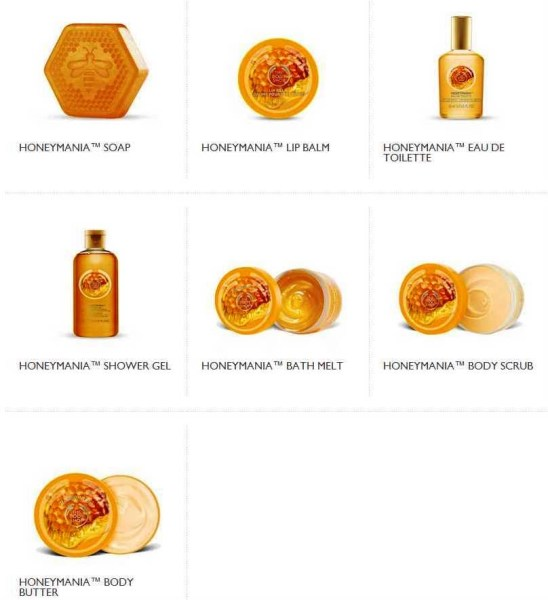 HONEYMANIA!  How Sweet and Good, It Is! (@thebodyshopusa #HoneyMania