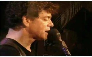 RIP Lou Reed, Video of Lou Reed Singing Perfect Day #LouReed