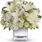 teleflora joy and peace bouquet