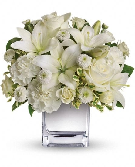 teleflora joy and peace bouquet