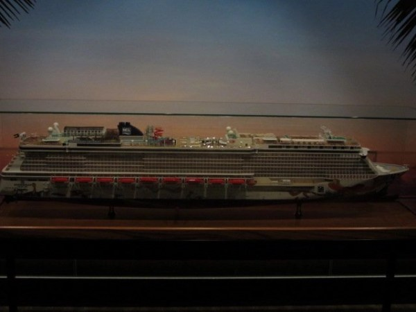 I am on board the new Norwegian Cruise Line's cruise ship Getaway @CruiseNorwegian #ultimateGetaway