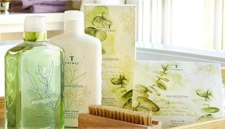 "Spring Tip""  It's Time for Something Eucalyptus!  @Thymes #eucalyptus"