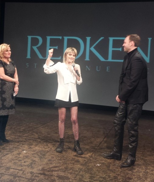 Tell Your HAIR Story with Redken @Redken5thAve  #redken @skyferreira @GuidoPalau #tellyourstory