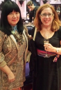 anna sui and alison blackman