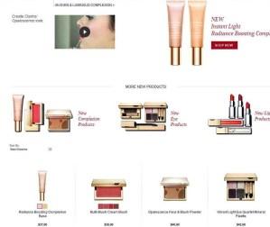 clarins makeup spring 2014