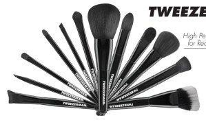 tweezerman brushes