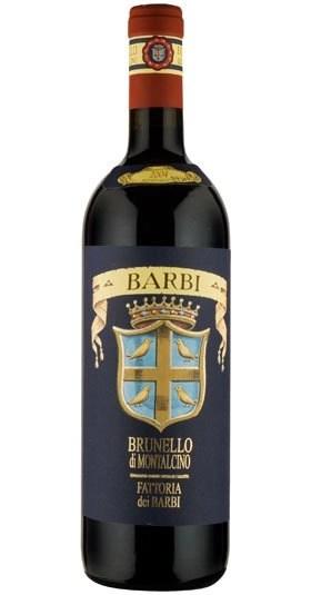 2008 Brunello di Montalcino by Barbi