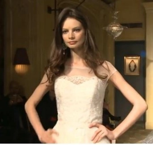 OLEG CASSINI BRIDAL FASHION show 2015