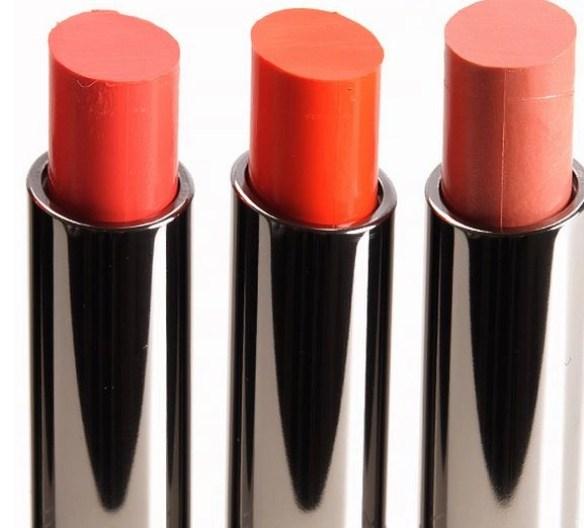 mac trio of huggable lip colors