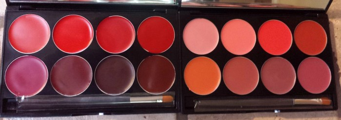 mehron lip palettes