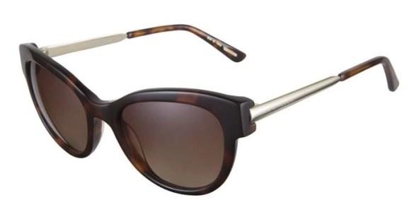 another view Kam Dhillon 302s sunglasses havana