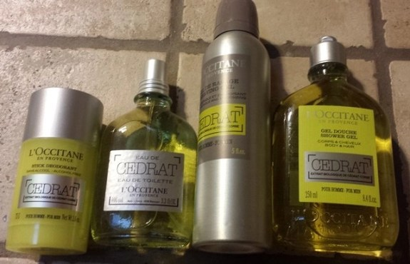 cedrat grouping my products
