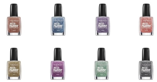 Ombre and Pearls, New for Nails? Why Not? @SallyHansen, #Nails