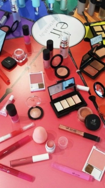 e.l.f. cosmetics