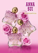 SP Anna Sui Romantica 3 bottles