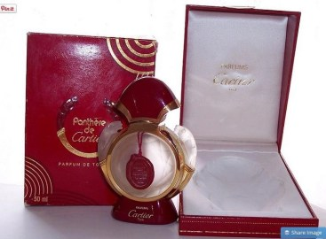 cartier Panthere fragrance