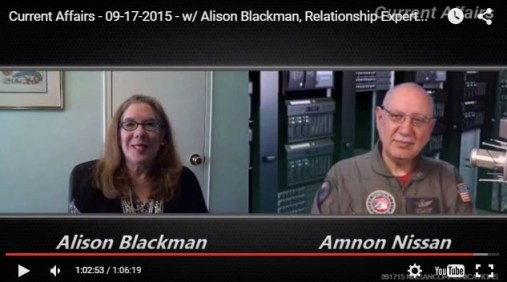 alison and amon on current affairs show 2