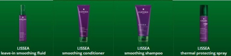 lissea smoothing for unruly hair