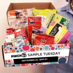 pinch me samples tuesday