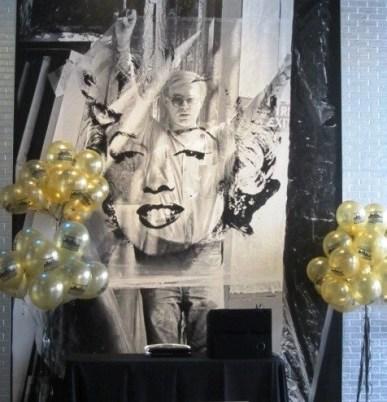 at the Andy Warhol Musuem