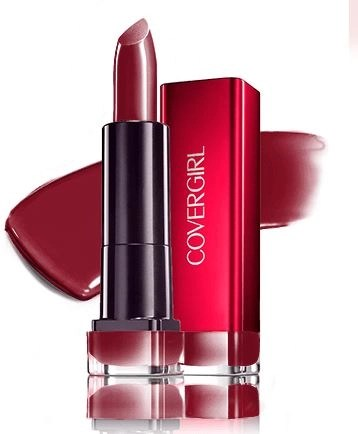 COVER GIRL COLORLICIOUS LIPSTICK TEMPT BERRY 305