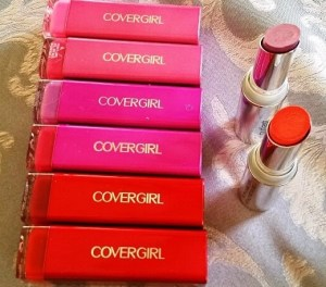 Long Lasting Lip Colors With Pampering Formulas at truly affordable prices @COVERGIRL, #lipsticks