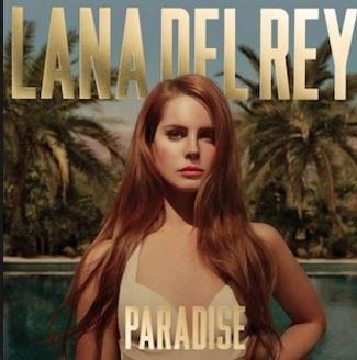 lana del rey album cover