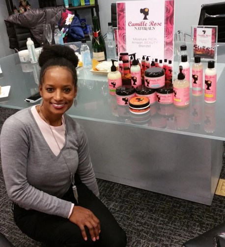 Jannell Stephens creator Camille Rose Naturals