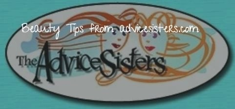 beauty tips from advicesisters