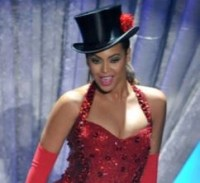 beyonce in a top hat