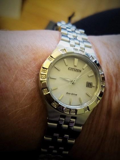 Citizen LADIES' DIAMOND watch