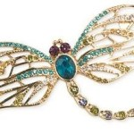 Carolee Enchanted Dragonfly Pin