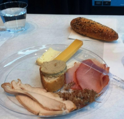 a sampling of delicious foods to pair with delicious wines