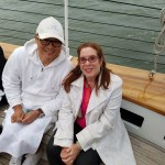 Iron Chef Morimoto Sushi & Sake Cruise in NY Harbor on a Classic Schooner