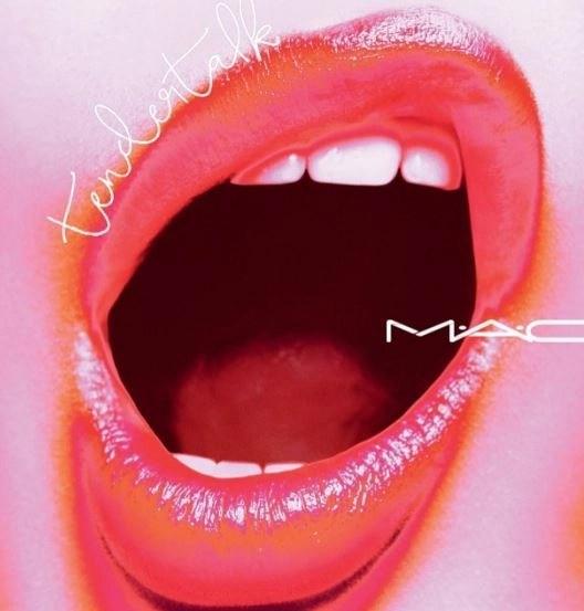 M-A-C- Cosmetics Tendertalk Lip Balms are Color Morphing!  #MACTendertalk