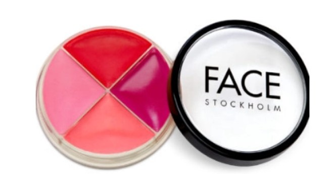 Face Stockholm Smart Wheel Bright Lipgloss color wheels $24.00