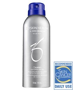 oclipse SPF 50 sun spray from Zo Skin Health