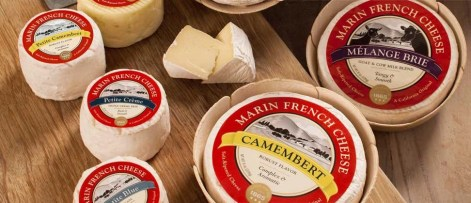 Classoc French Style Cheeses from Marin French Cheese
