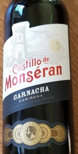 garanacha wine Evodia red