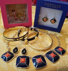 Show Team Spirit & Style Carolee 1st & Gorgeous Jewelry #1stNGorgeous