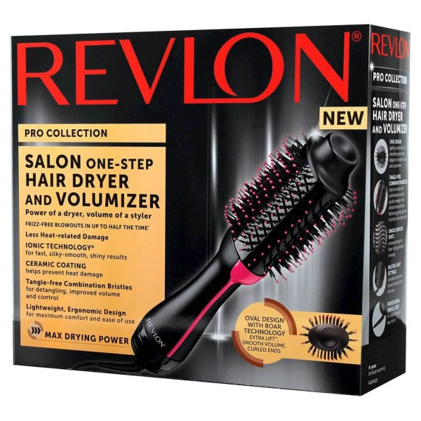 Revlon Salon One-Step Hair Dryer/Volumizer is a Game Changer. Get One!