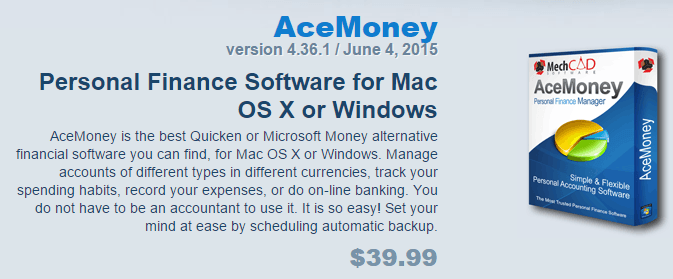 Best Accounting Software Mac Os X 9 Best Open Source Accounting Software I Love Free Software Acemoney Google Personal Finance Software