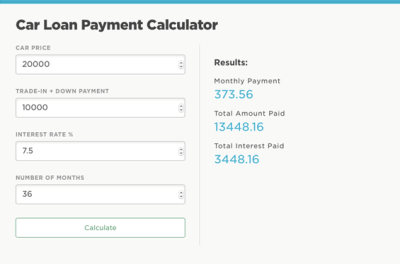 Top 6 Best Monthly Payment Calculators & Installment Loan Calculators | 2017 Ranking and Reviews ...