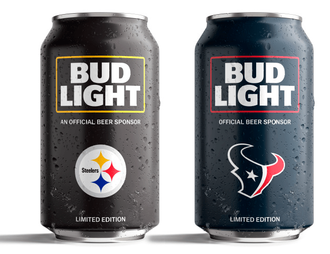Pittsburgh Steelers Wallpaper Hd Bud Light S Popular Nfl Team Cans Are Back With A New
